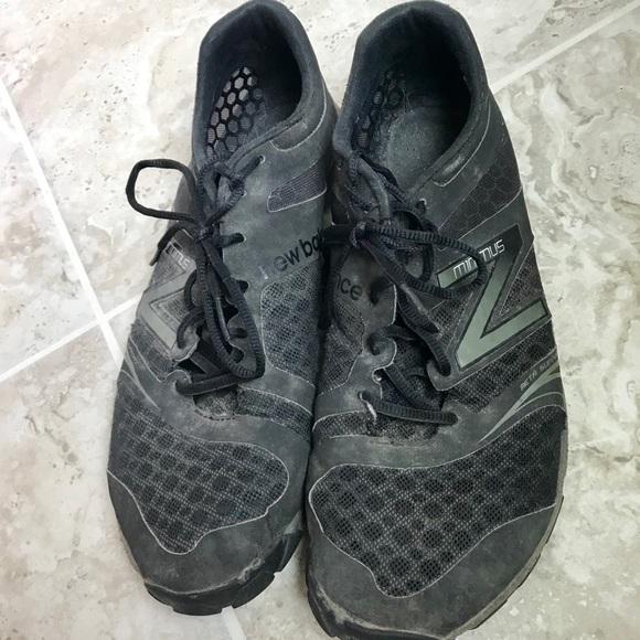 Men's New Balance Minimus tennis shoes size 12